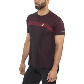 asics Seamless SS Texture Shirt Mugen Pack Men, performance black